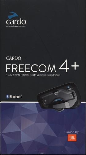 Cardo Freecom 4+ box