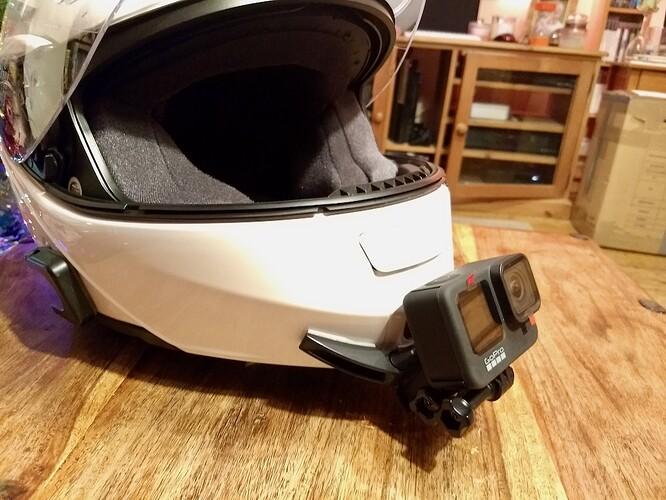 GoPro Motoradds Mount - 3